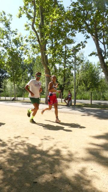 Campeonato de España de Triatlón Cadete y de Acuatlón