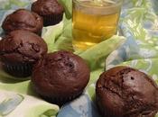 Muffins chocolat courgette blanche chocolate-white zucchini muffins chocolate calabacin blanco مافن بالشوكولاته القريع الأبيض