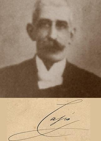 Juan Capó González, (Palma de Mallorca 8/12/1865 - Madrid 10/1/1950), un enamorado del ajedrez