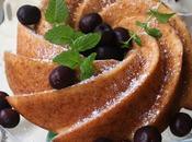 Bundt cake frutas verano