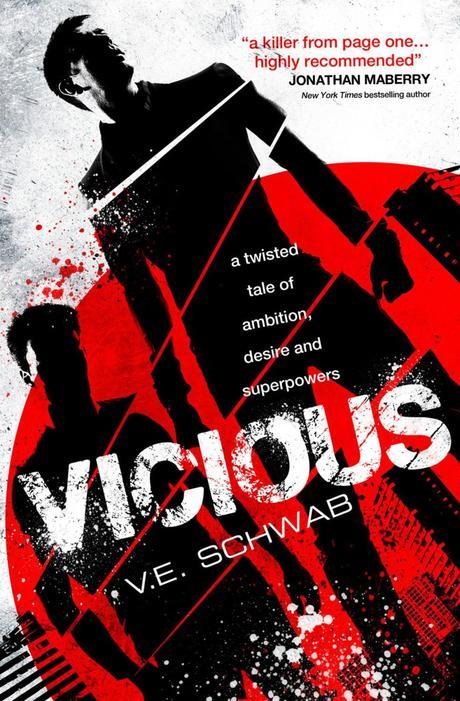 Resultado de imagen para vicious ve schwab book cover