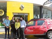 Renault entrega vehículo Duster Miss Ecuador 2018