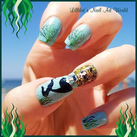 Sirena entre algas con Kads Min 004