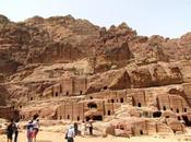 Ruinas Petra. Jordania