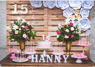 ¿Cómo hacer una mini decoración para tus 15 años?