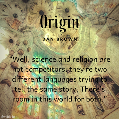 Reseña: Origin - Dan Brown