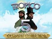 Tropico Complete Collection para Linux SteamOS