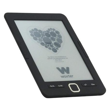 Woxter E-Book Scriba 195 Black