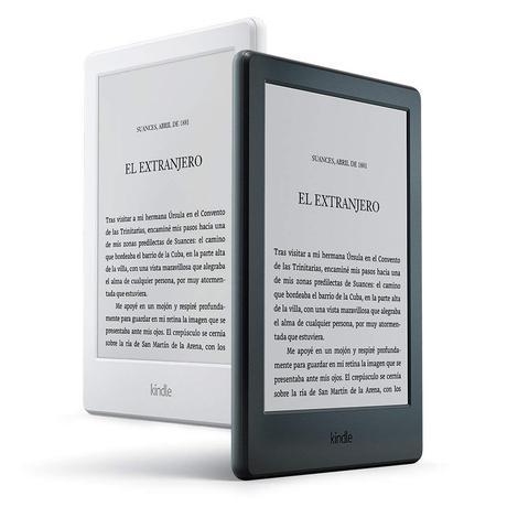 E-reader Kindle