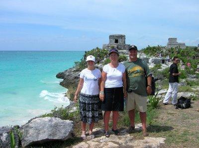 Viaje a la Riviera Maya y Cancún, México (I)