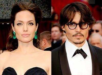 Angelina Jolie y Johnny Depp ruedan The Tourist