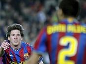Messi mantiene líder Barça tesón