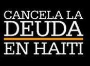 Campaña InspirAction para cancelar deuda externa Haití