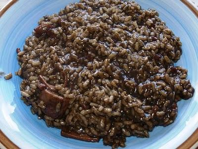 Arroz negro Just Married
