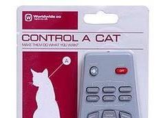 Controla gato... mando distancia