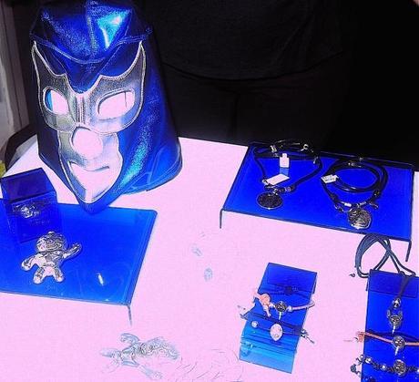 """""""Blue Demon Jr. by Delia González"""""""