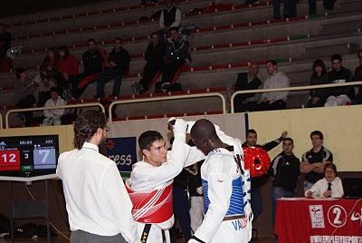 CAMPEONATO DE TAEKWONDO COSLADA FEBRERO 2010 JOVENES PROMESAS