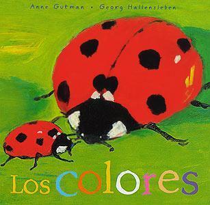 Novedad prelectores: 'Los colores' de Anne Gutman y Georg Hallensleben