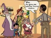 Tolkien Disney, entendimiento imposible