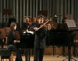Asturias ¡tierra de violinistas!