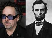 Abraham Lincoln cazará vampiros mano Burton