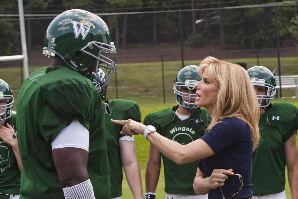 Blind Side Sandra Bullock Feet