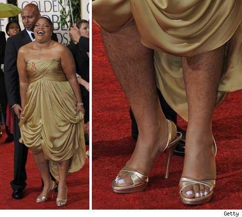 Tema: De un Blog: El sueño de las piernas peludas