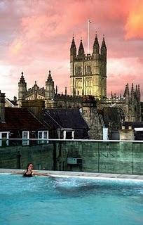 Bath, la elegante ciudad balneario