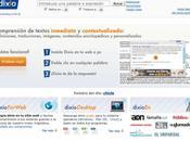Dixio web: Diccionario clic