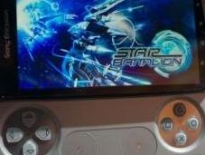 Xperia Play juegos lanzamiento