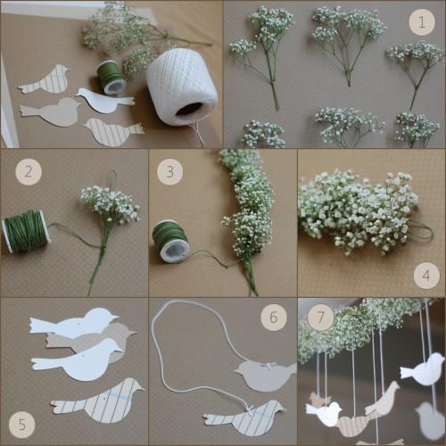 Hacer una guirnalda para decoraci n foro manualidades for Decoracion facil y economica para el hogar