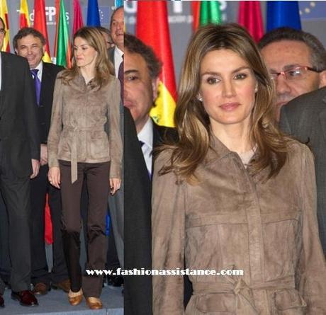 La Princesa de Asturias inaugura