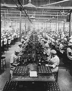 La emancipación de la mujer y su papel en la Primera Guerra Mundial