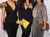 "hermanas Kardashian presentaron frangancia ""Unbreakable"" Hollywood"