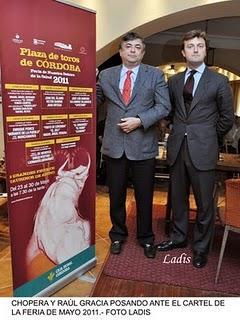 PRESENTADO EL CARTEL TAURINO DE LA FERIA DE CORDOBA