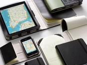 Moleskine para iPad iPhone
