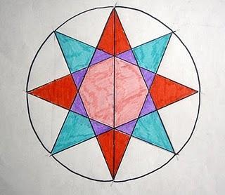 Estrellas y pol gonos estrellados paperblog - Figuras geometricas imposibles ...