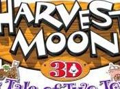 [DS][3DS] Harvest Moon: historia pueblos