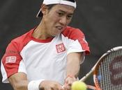 Houston: Nishikori despidió Fish
