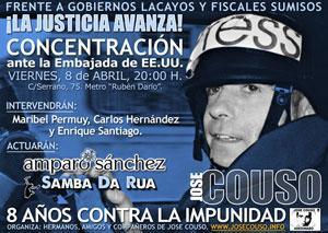 8 años del asesinato de José Couso