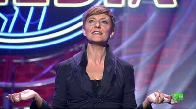 Eva Hache tendrá en La Sexta un programa de entrevistas