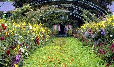 Los jardines de claude monet en francia paperblog - Fotos de cuadros de monet ...