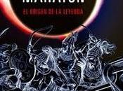 «Maratón» Editorial Ariel (maquetación)