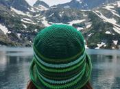 Crochet summer grass