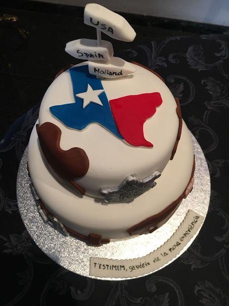 Tarta Texas Sin Gluten