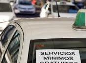 Todo mundo habla taxi; ¿alguien sabe pasa realmente?