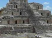 gran sequía causa colapso civilización Maya