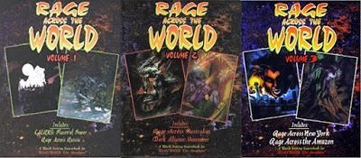 Rabia por el Mundo versus Un Mundo de Rabia