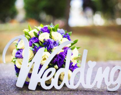 ¿Cómo incorporar el color del 2018 - Ultravioleta - en tu boda?