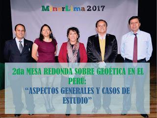 BALANCE DE LA 2da MESA REDONDA SOBRE GEOÉTICA EN EL PERÚ: ASPECTOS GENERALES Y CASOS DE ESTUDIO